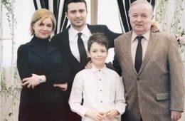 Cine sunt frații Cristinei Țopescu