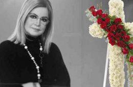 Cum va fi inmormantata Cristina Topescu