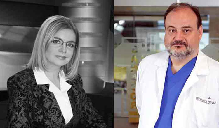 medicul cardiolog Horatiu Moldovan