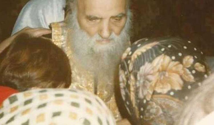Rugăciunea părintelui Ilarion Argatu