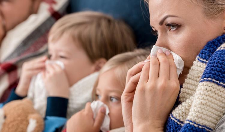 diferența dintre răceală și gripă
