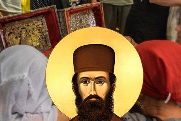 Sfântului mare făcător de minuni