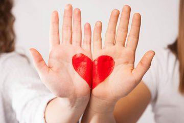 Oferă iubire tuturor