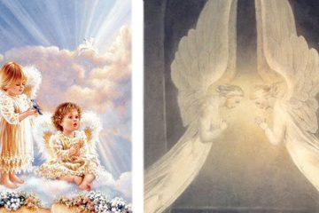 Povestea celor doi îngeri