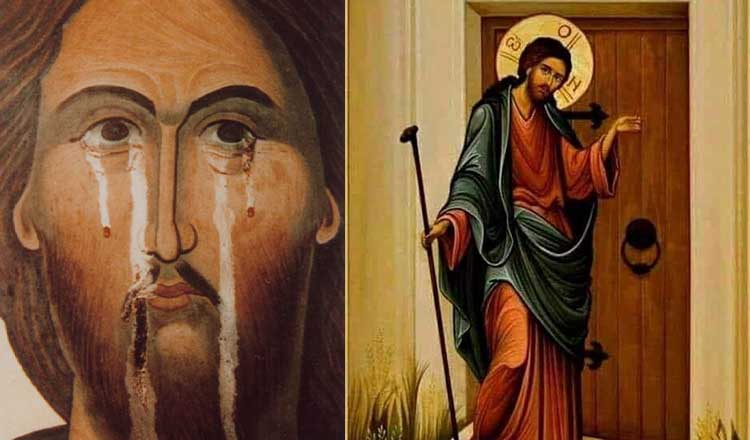 Hristos bate la ușa fiecărui OM